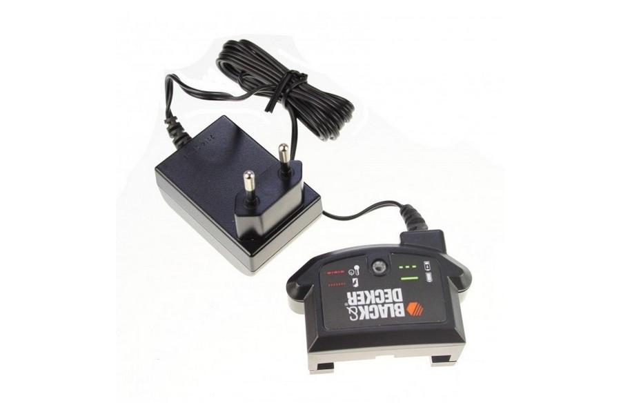 Black decker acculader voor elektrisch gereedschap - Chargeur black et decker 18v ...
