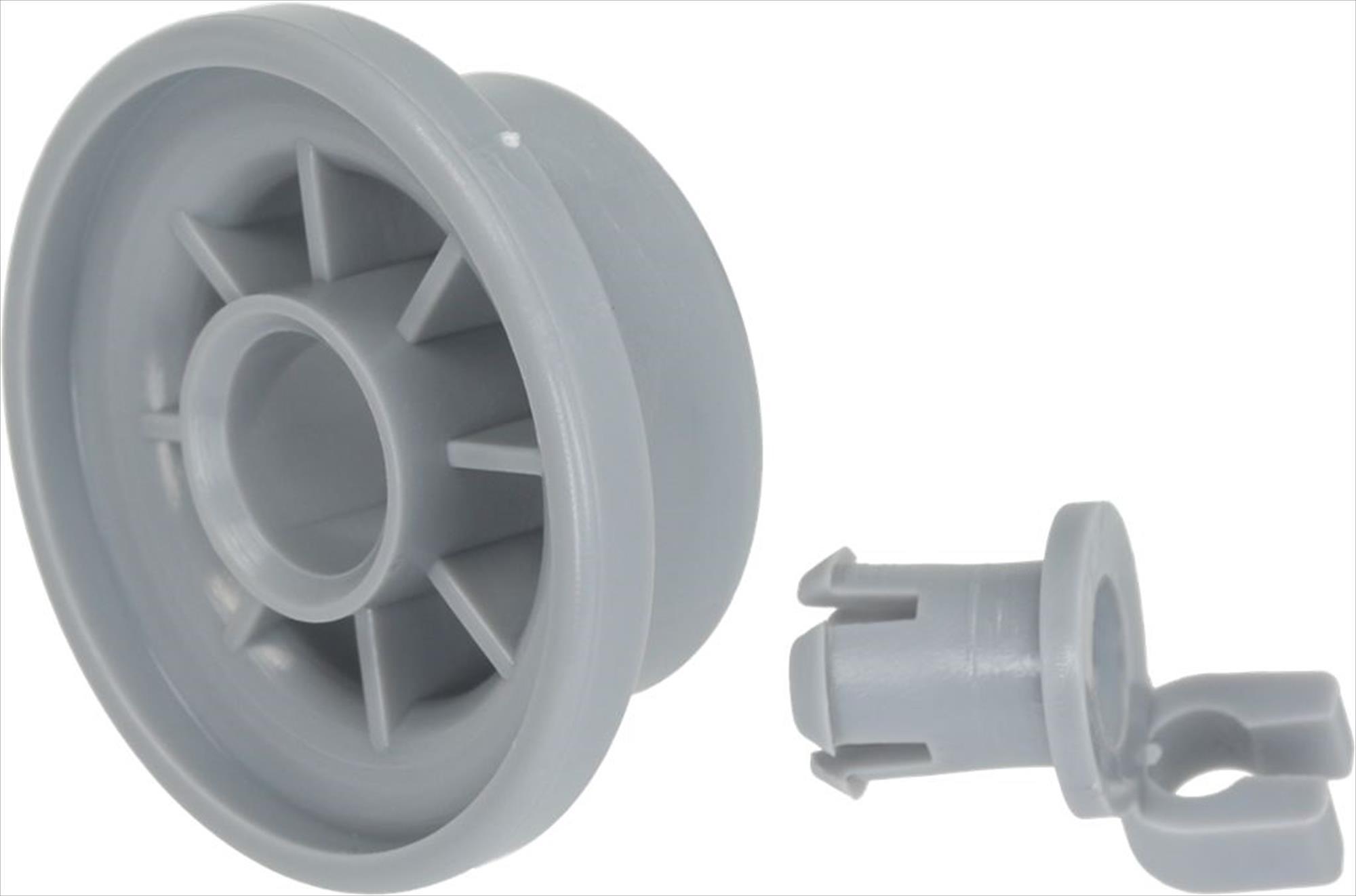 Ravizo wieltje voor onderkorf Bosch, Siemens vaatwasser 00165314, 165314