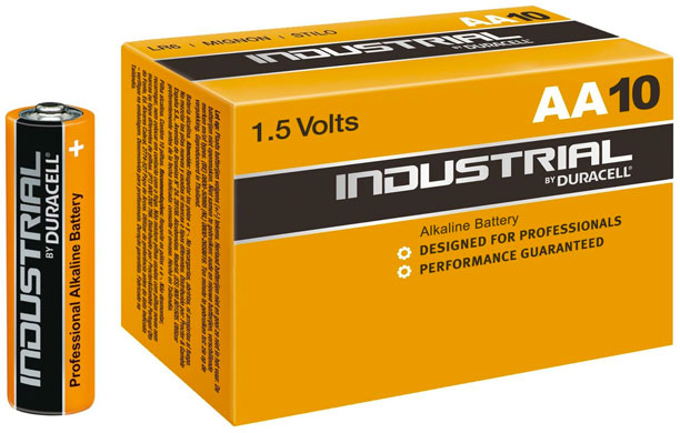 Duracell batterijen AA (10 stuks)