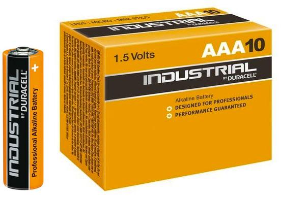 Duracell batterijen AAA (10 stuks)