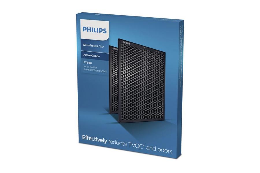 Philips NanoProtect actieve koolstoffilters voor luchtreiniger FY5182/30