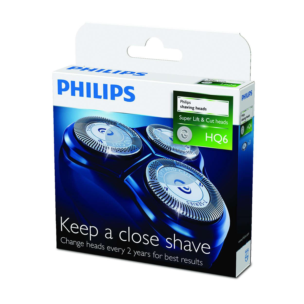 Philips Scheerkop (HQ6/50 Quadra Action) HQ6/50