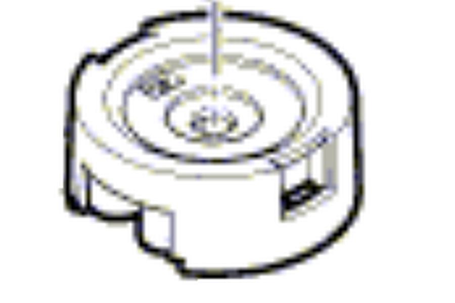 Bosch snijkop voor bosmaaier F016F04839
