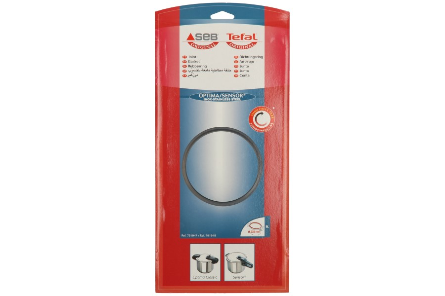 Afdichting Sensor Optima Inox (8 Liter) 791947