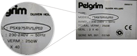 Verrassend Pelgrim Afzuigkap onderdelen   Fiyo.nl KB-45