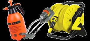Tuinonderhoud onderdelen en accessoires