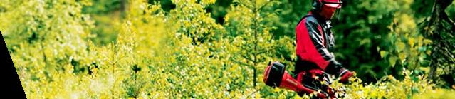 Bosmaaier onderdelen