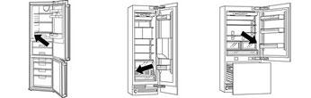 pelgrim koelkast typeplaatje