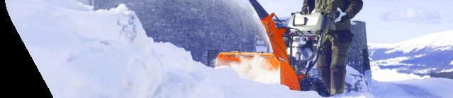 Sneeuw ruimer onderdelen