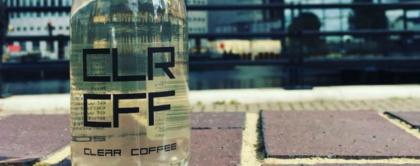 Clear Coffee: Koffie zonder je tanden te verkleuren
