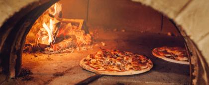 Vuurvaste steen voor Pizza liefhebbers